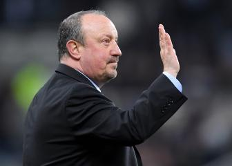 Newcastle United confirm Benítez departure