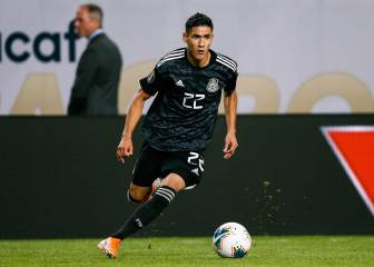 LA Galaxy's Uriel Antuna keeps shining at the Gold Cup