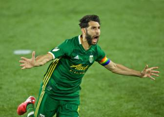 Portland Timbers' Diego Valeri named MLS Player of the week