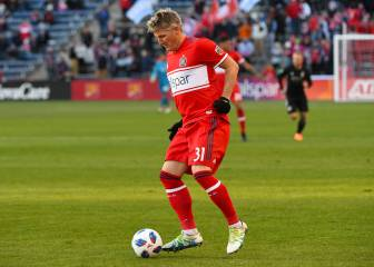 Chicago Fire seeking to turn luck around in the MLS season