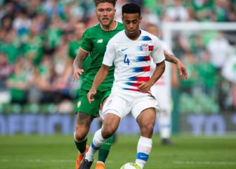 Tyler Adams sees himself as a World Champion with the USA