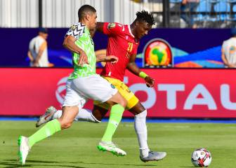 Omeruo strikes to send Super Eagles into the last 16