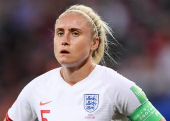 England captain Houghton a 'major doubt' for Norway clash