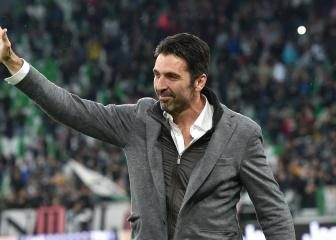 Buffon would like Juventus return, claims agent