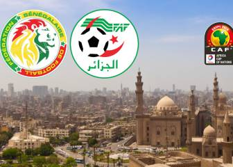 Senegal vs Algeria: how and where to watch