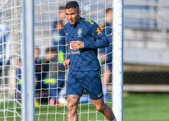 Tite confirms Allan to start for Brazil against Paraguay