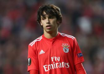 Atlético offer €126million for Benfica star Joao Félix