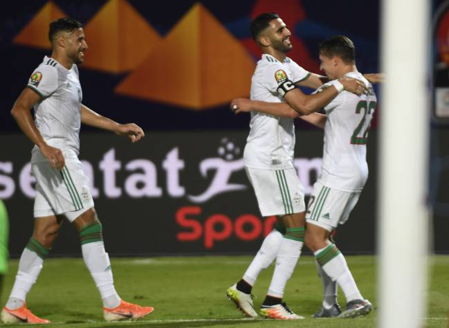 Senegal - Algeria: how and where to watch AFCON 2019: TV