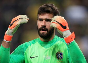 Alisson calls for focus from Brazil after shoot-out success