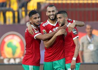 Impressive Morocco confirm top spot in Group D
