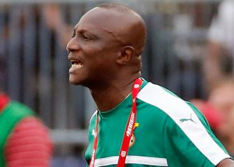 Cameroon v Ghana: Confident Appiah takes aim at reigning champions