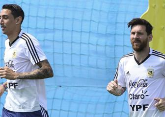 'Messi is running' - Di Maria backs teammate to deliver