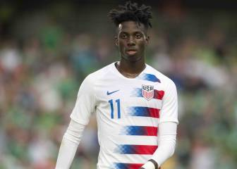 USA youngster to play in Champions League next season