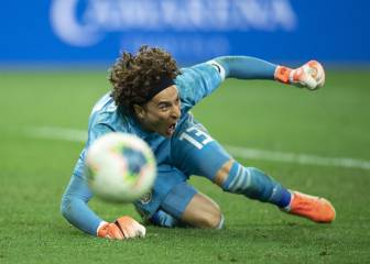 Memo Ochoa secures Mexico's passage to Gold Cup semi-finals