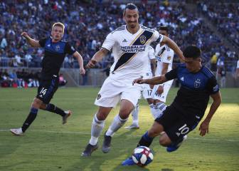 LA Galaxy and Zlatan fail to come out on top in the Cali Clasico