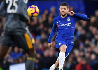 Kovacic officially joins Chelsea