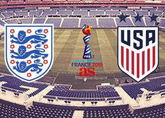 England vs USA: how and where to watch