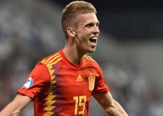 Spain's Dani Olmo on the radar of half of Europe