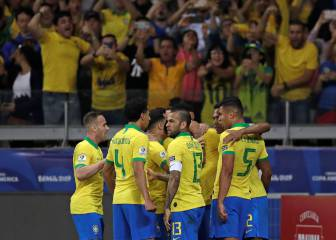 Competent Brazil see off Argentina to secure final berth
