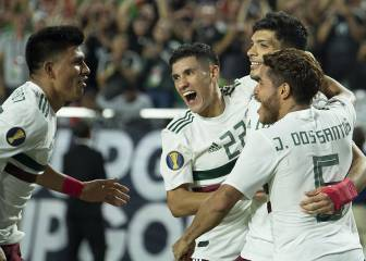 Mexico earns its Gold Cup final match ticket in extra-time