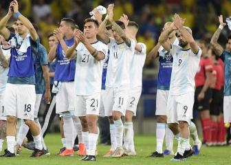 Argentina deserved to make Copa América final – Scaloni