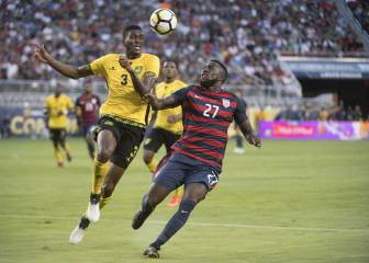 USA with an almost perfect record against Jamaica