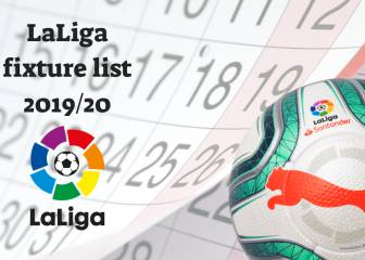 LaLiga 2019/20 fixture list draw: how and where to watch
