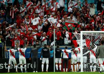 Peru set up Copa final against Brazil with win over Chile