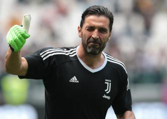 Buffon undergoes medical ahead of Juventus return