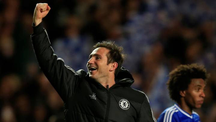 Frank Lampard announced as new Chelsea manager - AS com