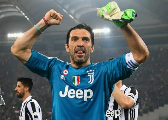 Official: Juventus confirm Buffon return