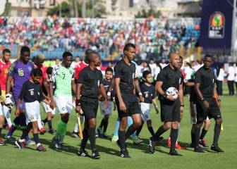 Africa Cup of Nations 2019 serves up old-school refereeing