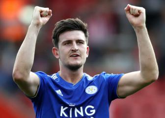 Transfer news round-up: Man United desperate to sign Maguire