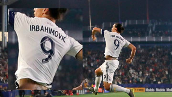 best loved b0d74 4bff0 LA Galaxy and the epic Ibrahimovic fail against Toronto - AS.com