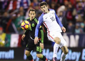 USA and Mexico in a Gold Cup Final after eight years