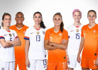 USA vs Netherlands: how and where to watch