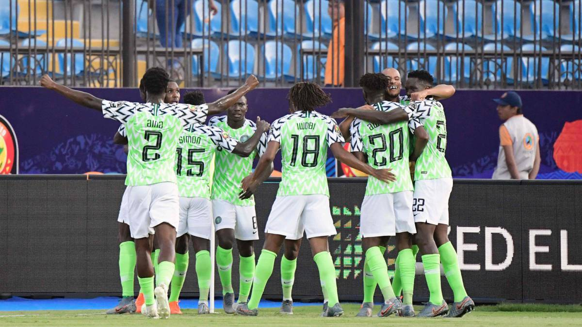 5efc72940ff Nigeria come back to beat Cameroon and head into Africa Cup of ...