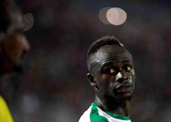 Sadio Mané to step down as Senegal penalty-taker for now