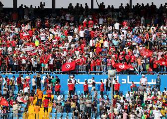 Tunisia beat Ghana on penalties