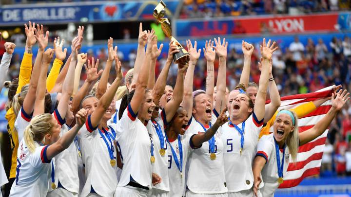 2019 Women's World Cup final TV audience ratings exceed