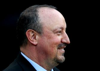 Benítez: more meetings in China than in 3 years at Newcastle