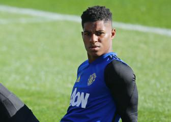 Rashford knows how to get back Man Utd's fading identity