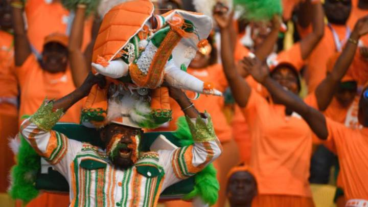 Ivory Coast - Algeria: Africa Cup of Nations 2019 live online