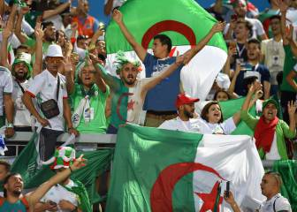 Algeria secure spot kick win to set up Super Eagles semi-final