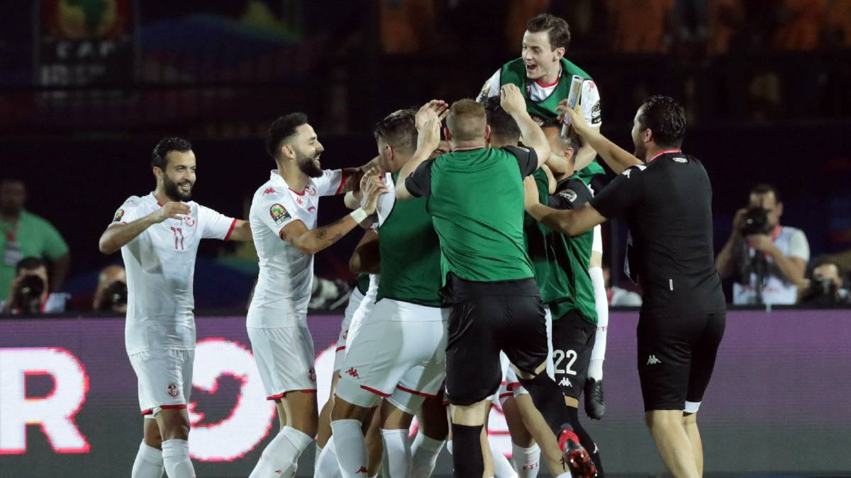 نتيجة بحث الصور عن Madagascar 0-3 Tunisia