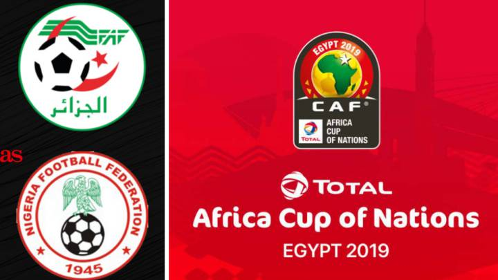 Algeria - Nigeria, how and where to watch CAN 2019: TV, times, online -  AS.com
