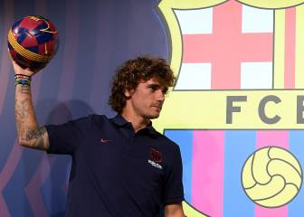 Griezmann will fit in at Barça - Mazinho