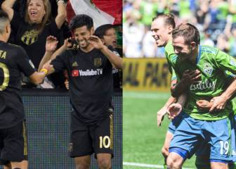 LAFC & Seattle Sounders only two teams unbeaten at home