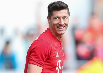 Lewandowski to renew as Bayern rule out Mandzukic