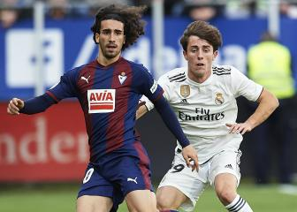 Barcelona buy Marc Cucurella back from Eibar for €4m